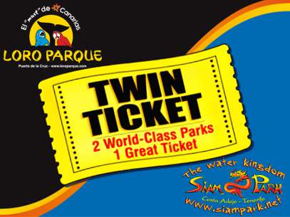 Twin Ticket Tenerife
